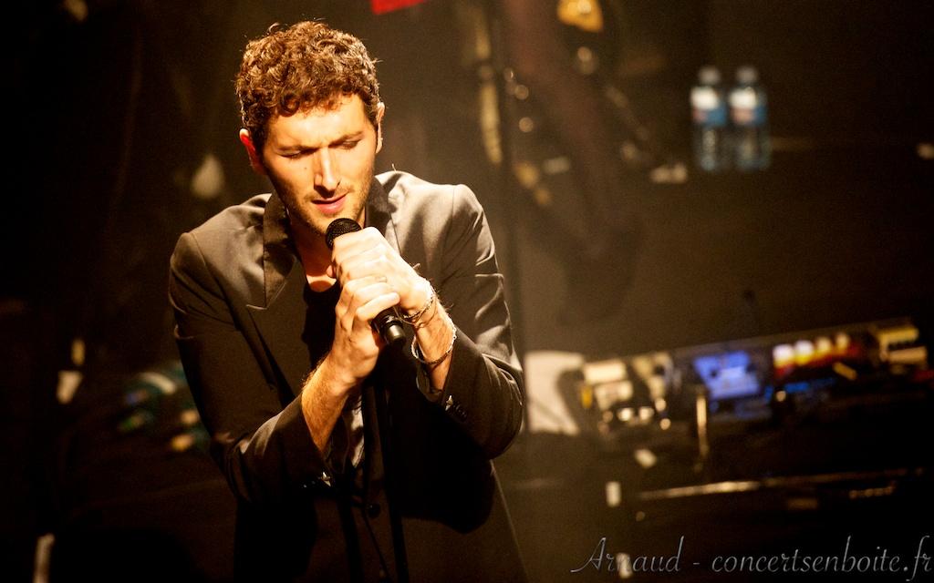 photo live de Simon Buret