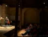 cliché du live - Airelle Besson et Vincent Segal - Chapelle du Méjan - Arles - 13-02-2016