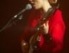 photographie du show - Anna Calvi - Espace Julien - Marseille - 24-09-11
