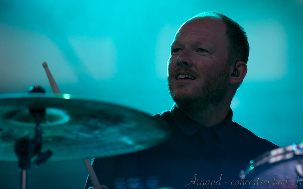 photo live de Steve Barnard