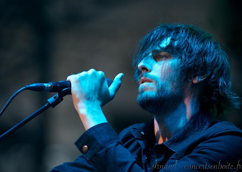 Photo Live du concert de Archives- Arènes - Nîmes - 30-06-2011