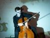 cliché du live - Carmina Escobar - Maison du chant - Marseille 01-11-10