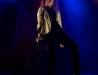 photographie du show - Christine and the Queens - Le Moulin - Marseille - 14-03-2013