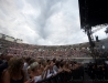 photographie du show - Christophe - Arènes - Nîmes - 06-07-2017
