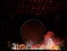 photographie du show - David Gilmour - Arènes - Nîmes - 20-07-2016