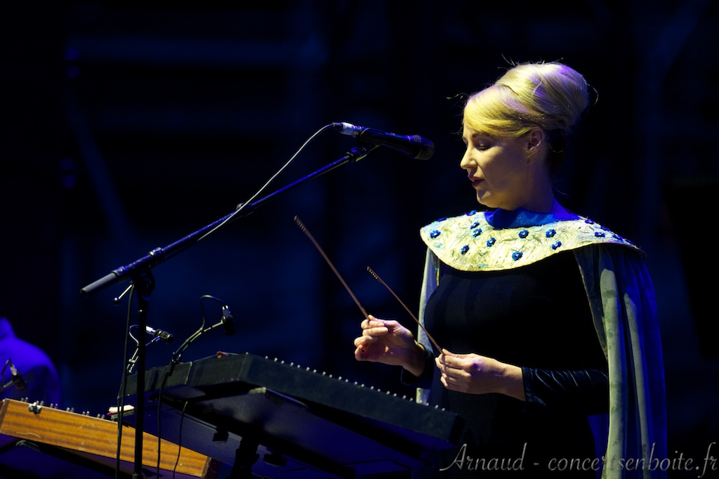 photo live de Lisa Gerrard