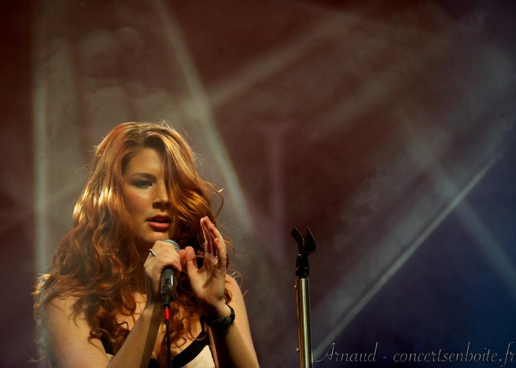photo live de Charlotte Wessels