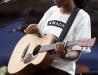 cliché du live - Denai Moore - Arènes - Nîmes - 04-07-2015