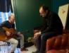 Frederic Nevchehirlian - Espace Julien backstage - Marseille - 04-04-2014 - Frederic Nevchehirlian - Espace Julien backstage - Marseille - 04-04-2014