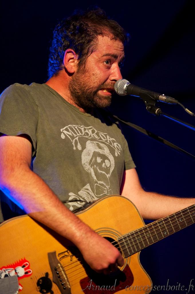 photo live de Mathieu Gablé