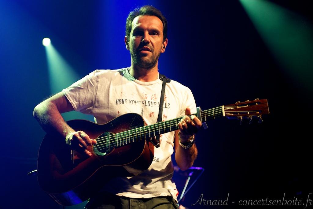photo live de Gérald Gardrinier