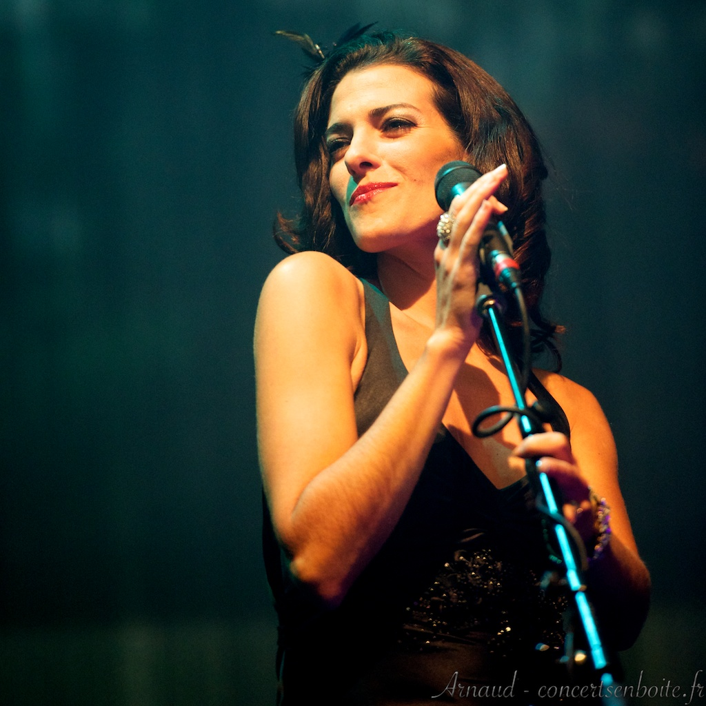 photo live de Claudia Pannone