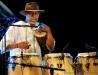 image du concert - Hugh Masekela  - Amphitheatre - Chateauvallon 04-06-10