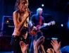 photographie du show - Iggy Pop And The Stooge - Pavillon de Grignan - Istres 12-07-10