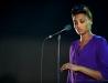 photographie du show - Imany - Docks des suds - Marseille - 15-10-11