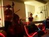 une des photos de la soirée - Klô Pelgag - Chez Karine et Michel - Gordes - 20-01-2015