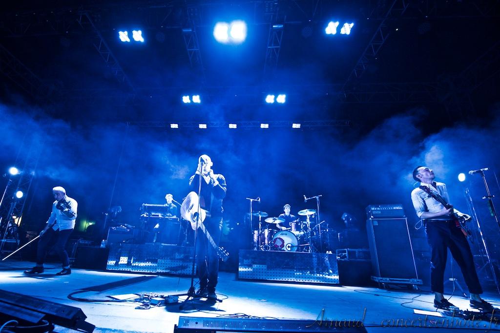 Photo Live du concert de Louise Attaque - Théatre Antique - Arles - 24-07-2016