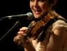 photographie du show - Maïa Vidal - La Gare - Maubec - 16-12-11