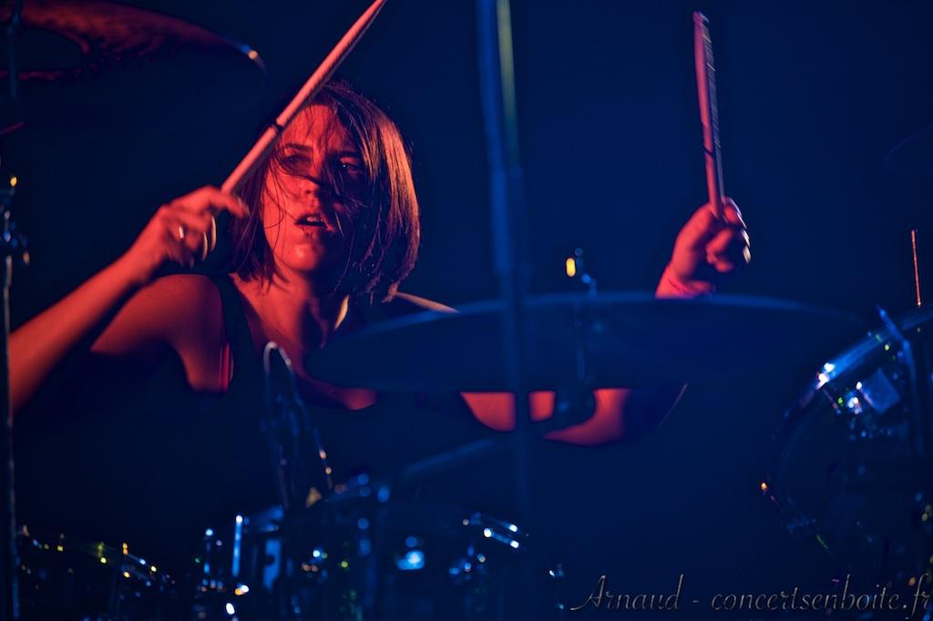 photo live de Eva Keiber