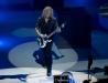 photographie du show - Metallica - Bercy - 08-09-17