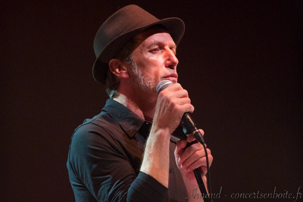 photo live de Christophe Miossec