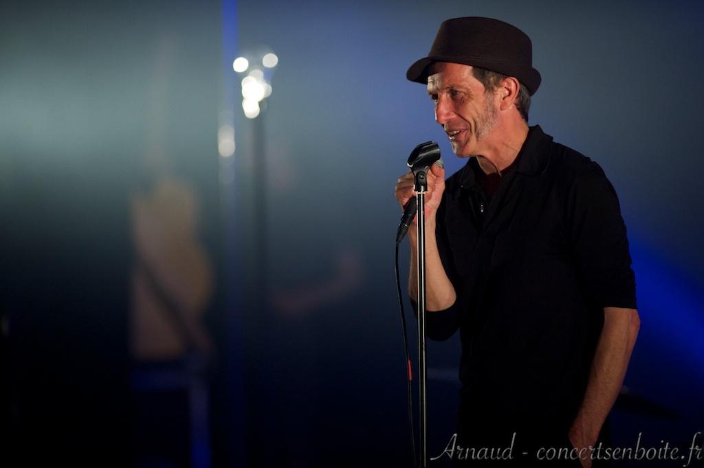Photo Live du concert de Miossec - Théâtre des Salins - Martigues - 06-05-2014