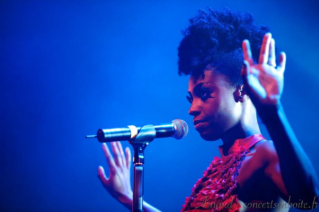 Photo Live du concert de Morcheeba - Espace Julien - Marseille 30-10-2010