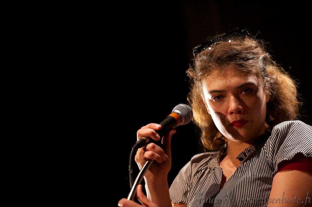 photo live de Rosemary Standley