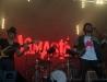 photographie du show - Namasté - Vieux Port - Marseille - 09-06-11