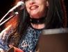 cliché du live - Nina Hagen - Usine - Istres - 30-10-2015