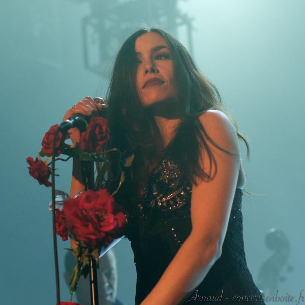 photo live de Olivia Blanc