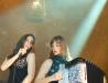 photo accreditée - Olivia Ruiz - usine -Istres  02-04-10