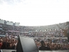 photographie du show - Omoh - Arènes - Nîmes - 06-07-2017