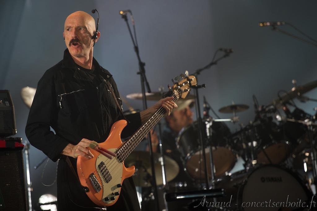 photo live de Tony Levin