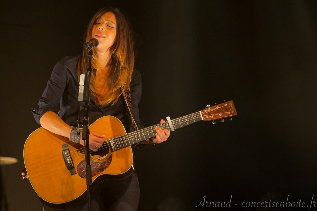 photo live de Keren Meloul