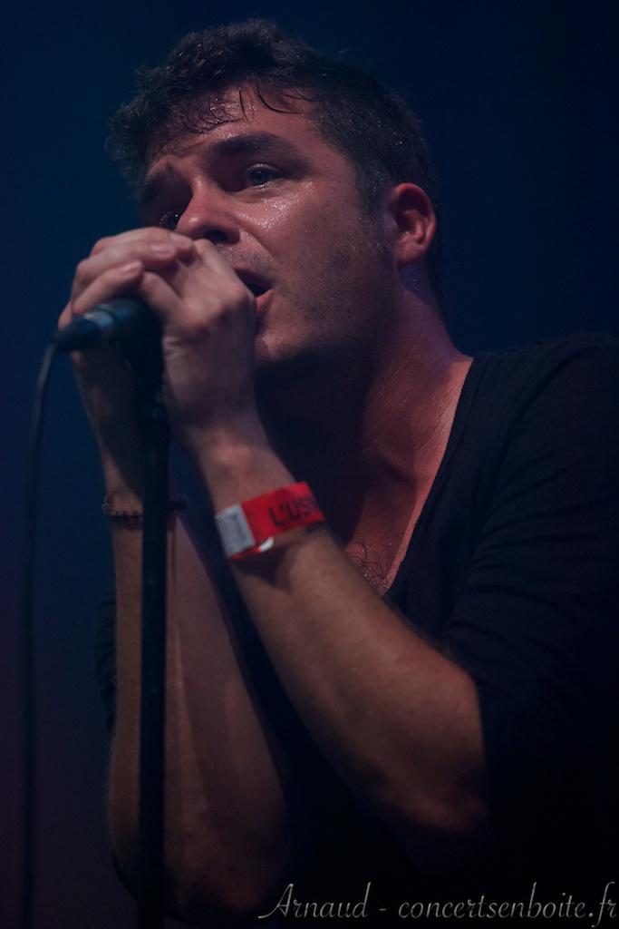 photo live de Sylvain Seguin