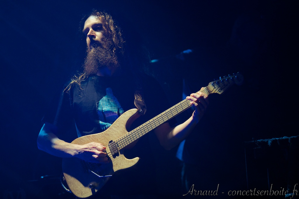 photo live de Guthrie Govan