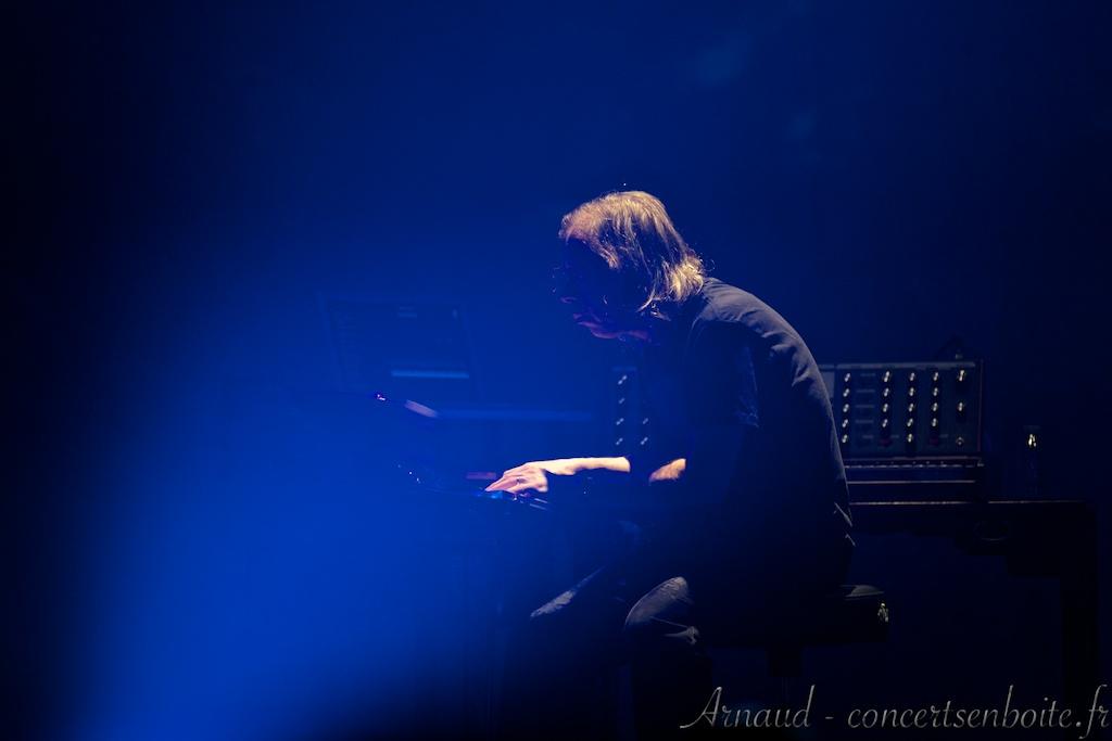 photo live de Adam Holzman