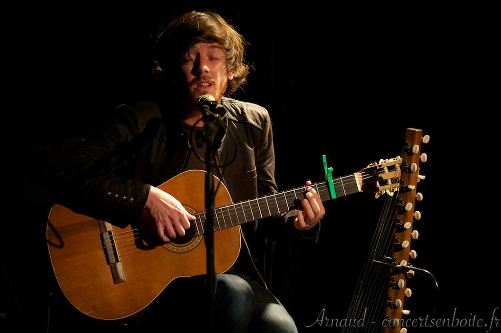 photo live de Yann Tambour