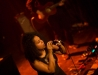 une des photos de la soirée - Susheela Raman - Akwaba - Châteauneuf de Gadagne - 08-11-2014