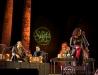 photographie du show - Susheela Raman - Théatre Antique - Arles - 19-07-2014