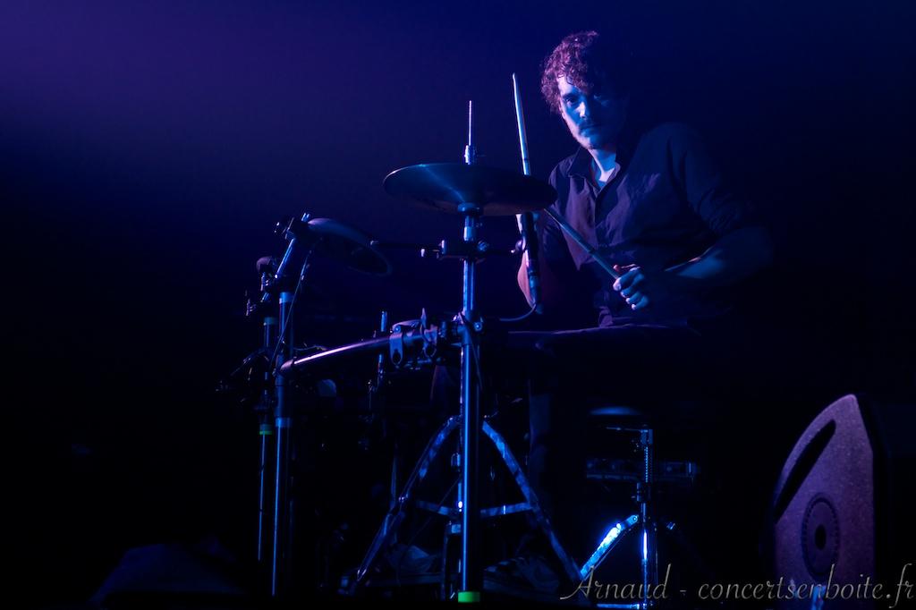 photo live de Antoine Boistelle