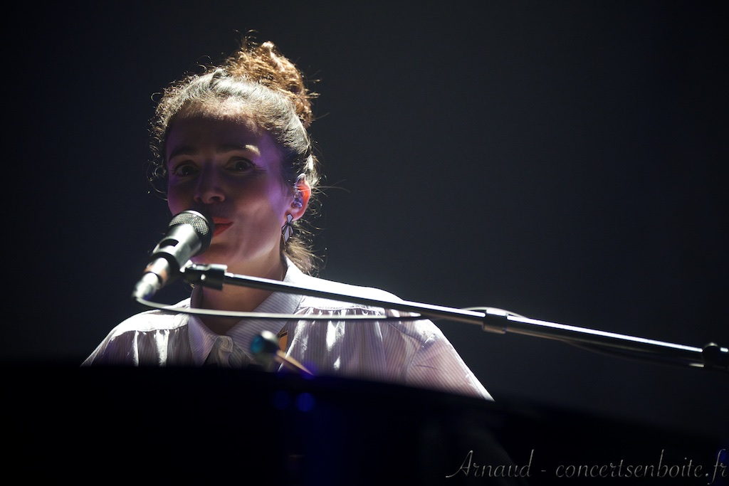 photo live de Yael Naim