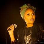Photo du concert de Imany