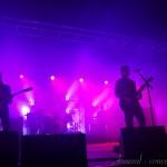 Photo du concert de Interpol