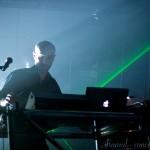 Photo du concert de Vitalic