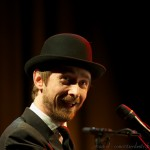 Photo du concert de Divine Comedy (Neil Hannon)
