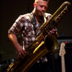 Photo du concert de Colin Stetson