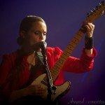 Photo du concert de Anna Calvi