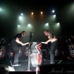 Photo du concert de Les Tambours du Bronx